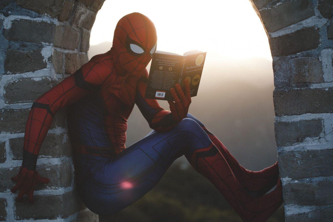 Get Caught Reading!