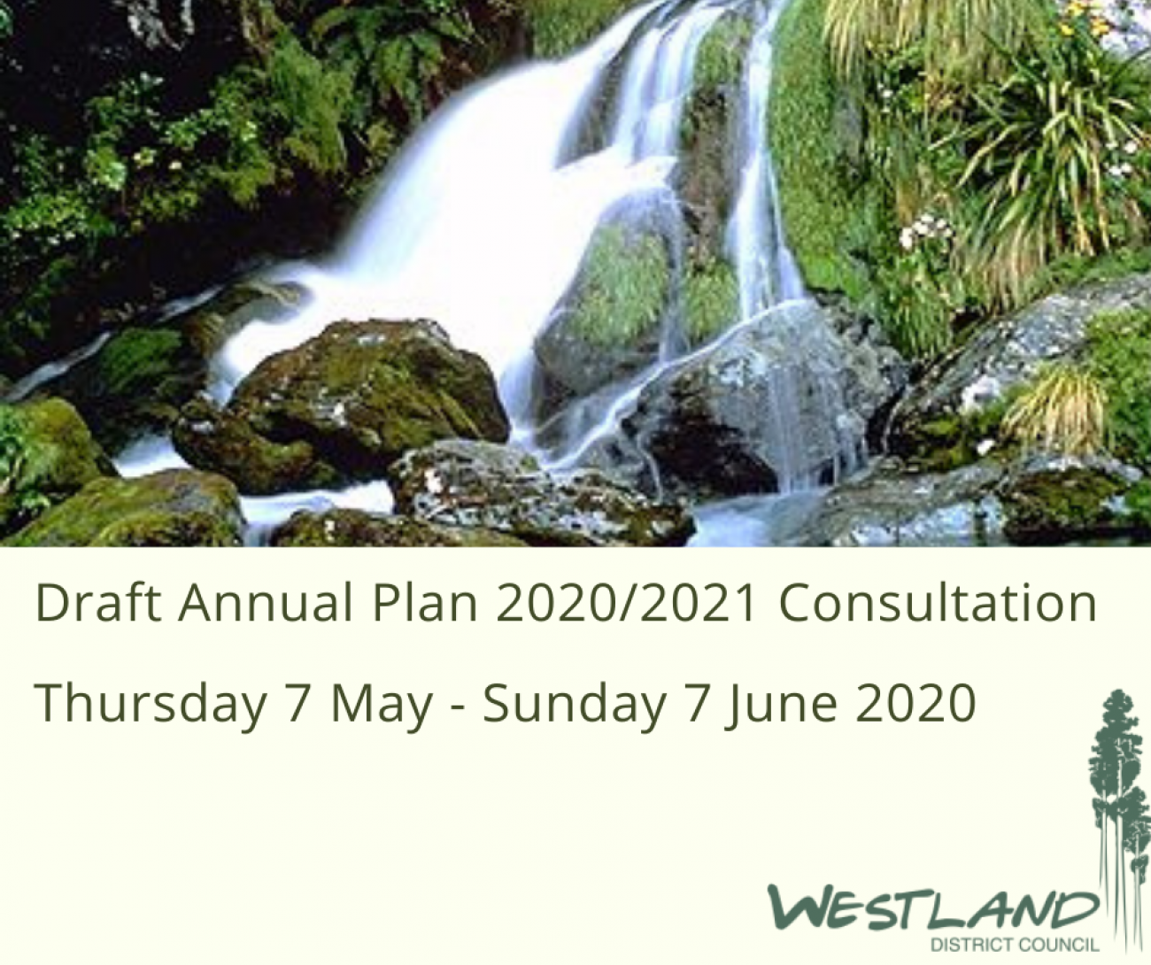 Draft Annual Plan 2020/2021 Consultation open
