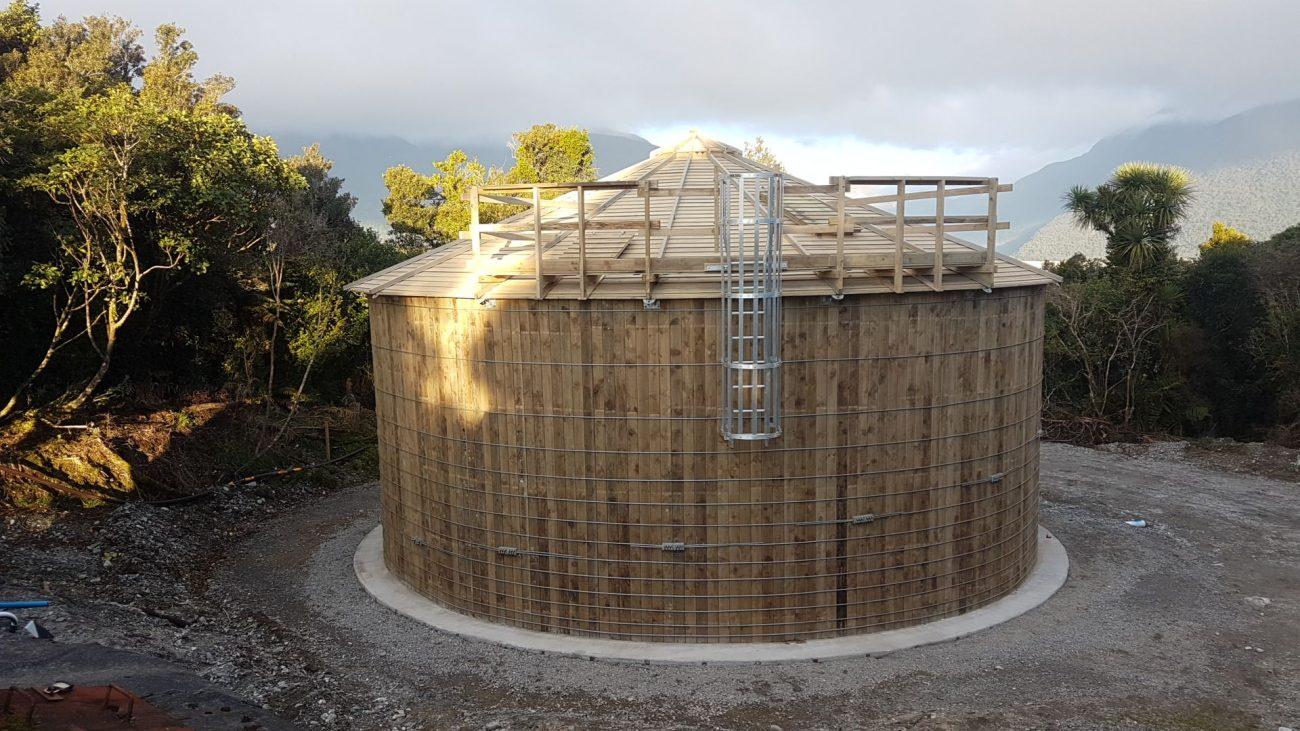 Haast's New Reservoir