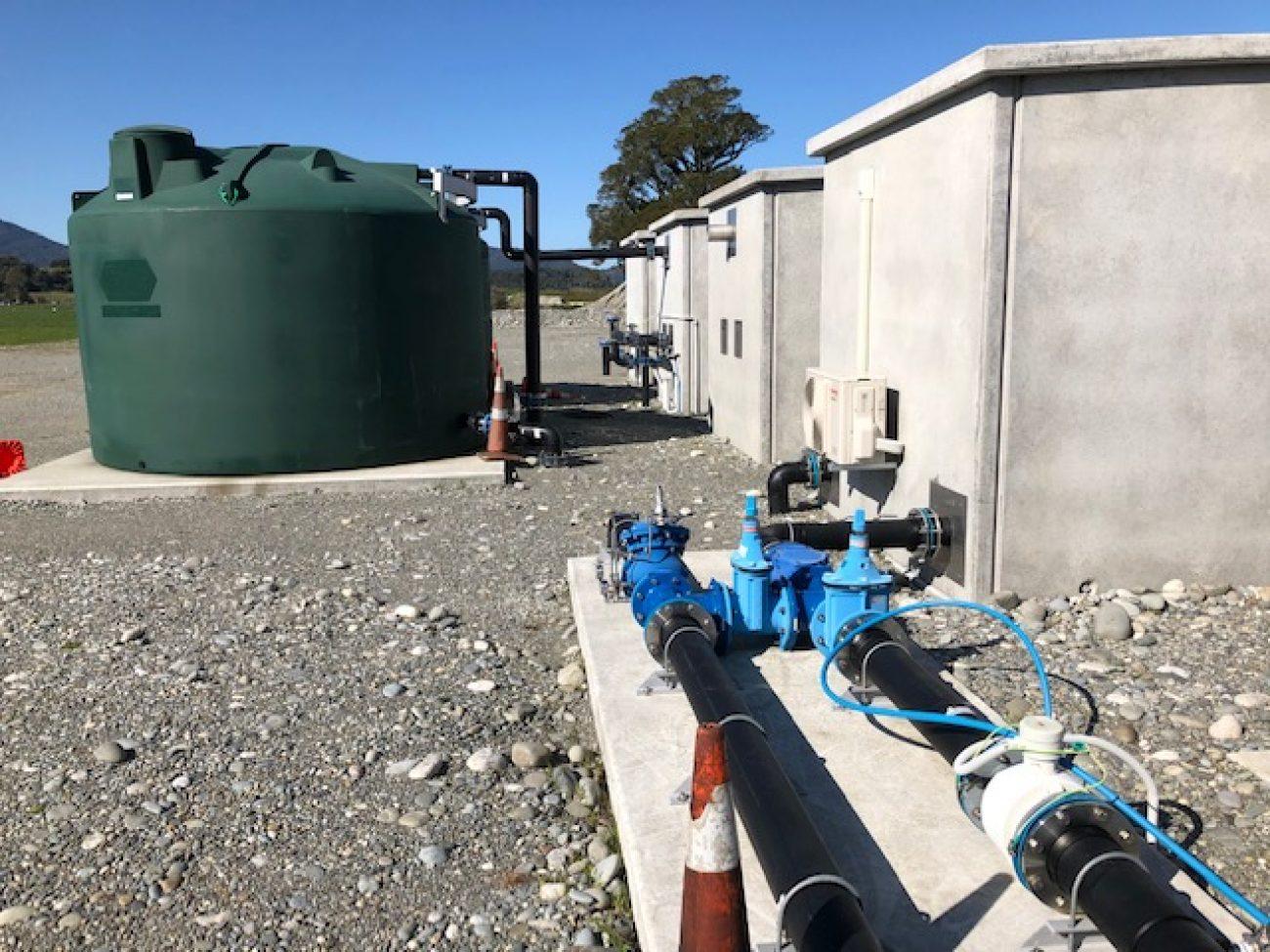 Arahura Water Treatment Plant