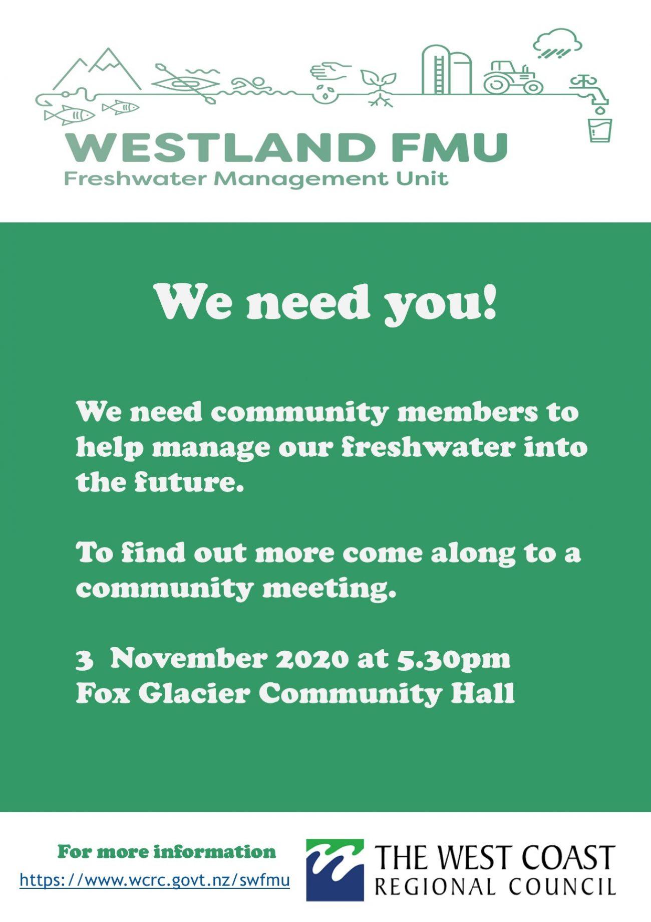 South Westland Freshwater Management Unit