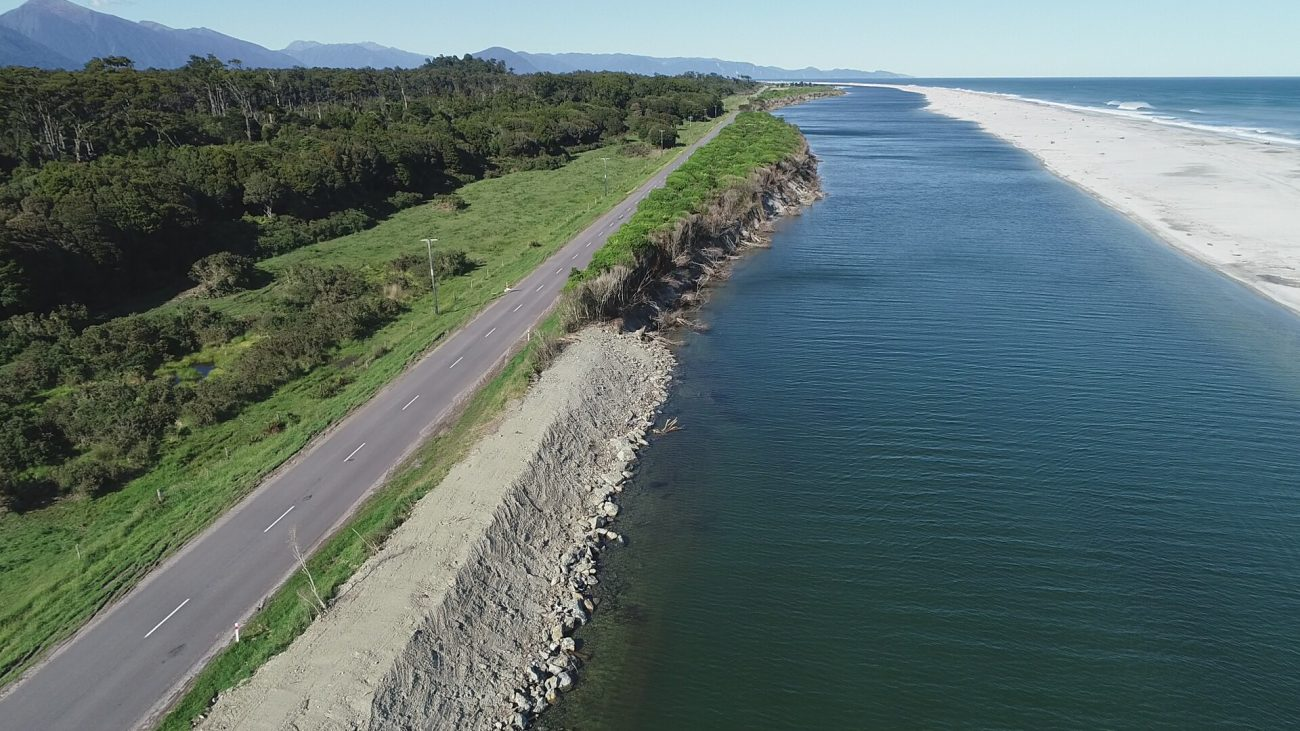 Resilience works: Haast Jackson Bay Road