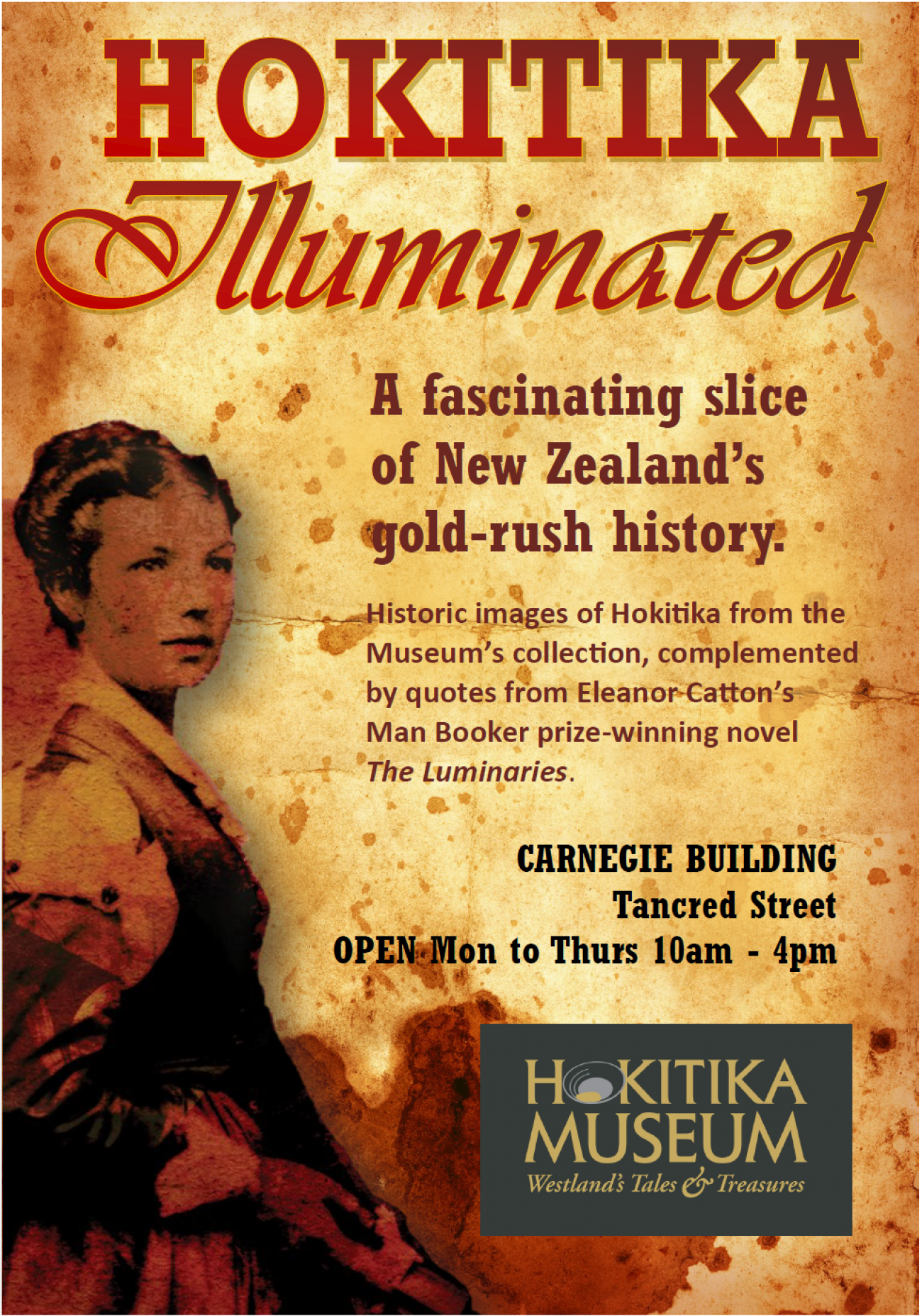 Hokitika Illuminated Exhibition