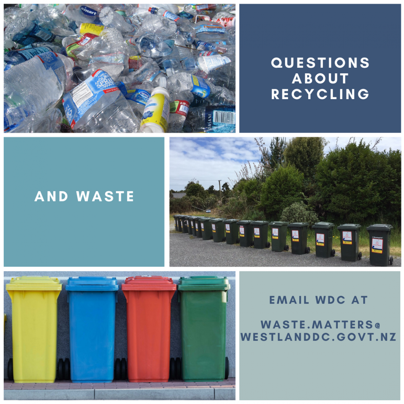 Kerbside Waste and Recycling 2021
