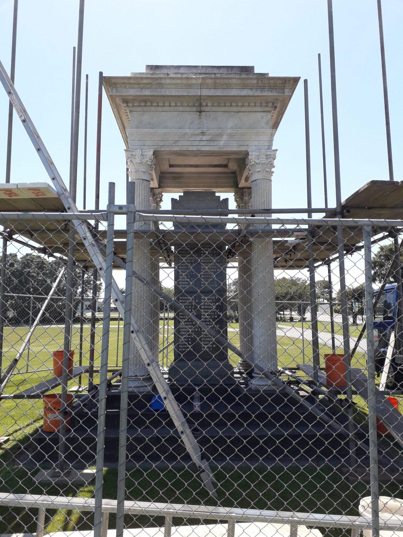 Halls and War Memorials Renovations