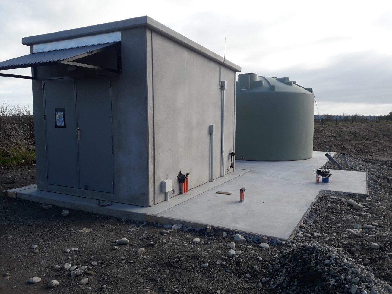Mayor's update on the Arahura Water Treatment Plant